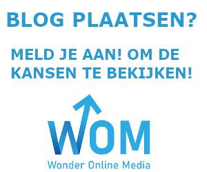 Blog plaatsen? Wonderline.nl